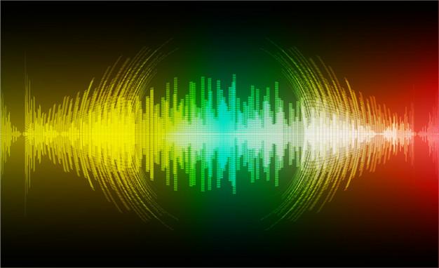 Audacity waveform