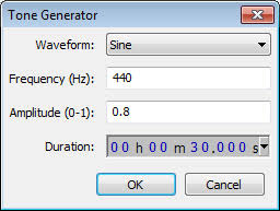 Examples of Generator Usage